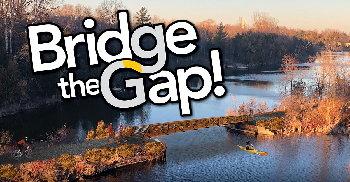 Bridge the gap!